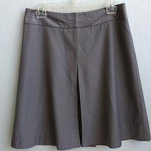 Worthington Grey Woman's Skirt Fully Lined Size 4